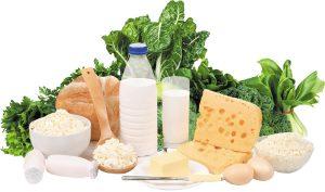 อาหารที่มีแคลเซียมจะเป็นตัวช่วยทำให้ร่างกายแข็งแรง